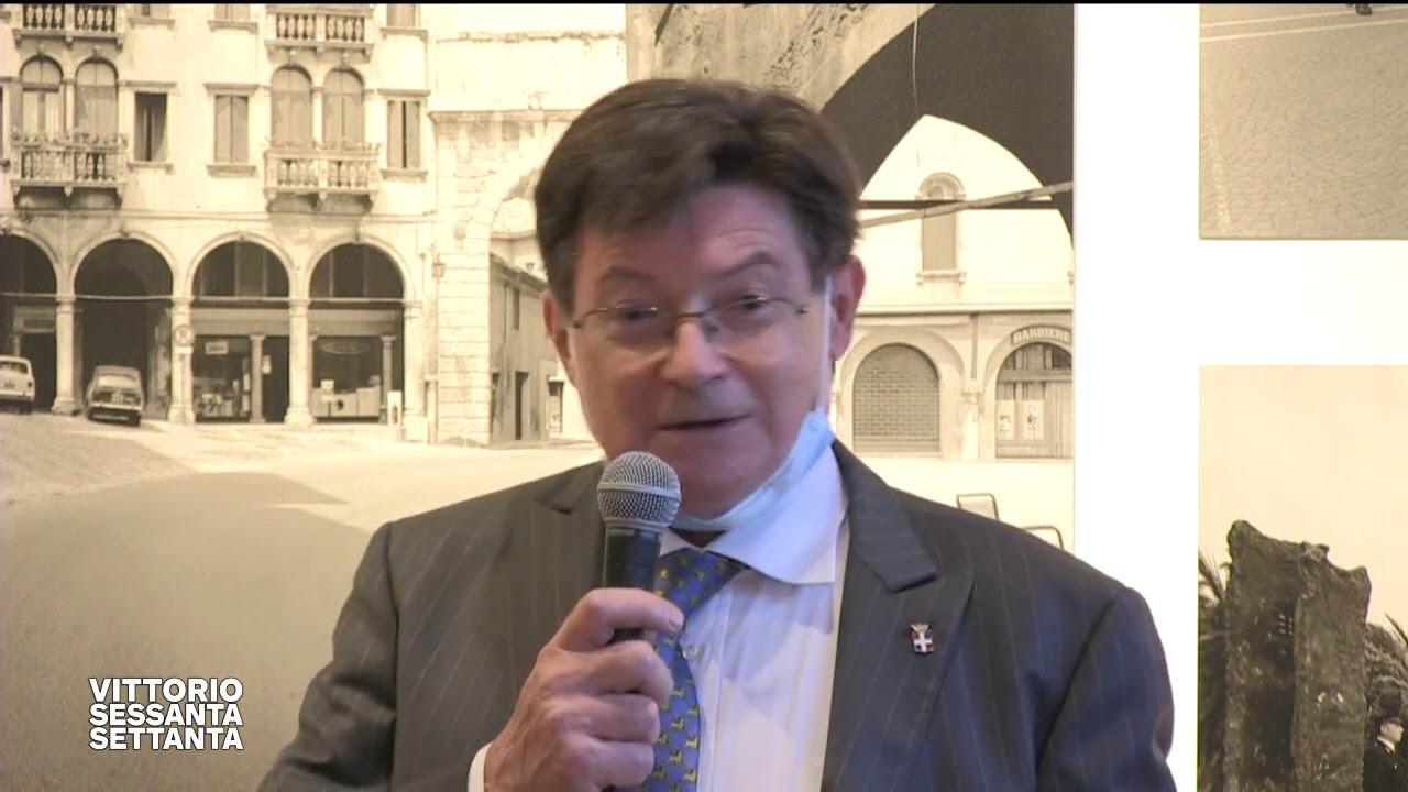 Vittorio Sessanta Settanta - Inaugurazione mostra a Palazzo Todesco, Vittorio Veneto