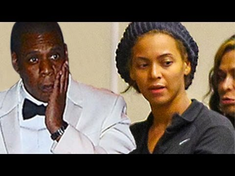 Beyonce Reacts To Jay Z Getting Attacked & Slapped By Solange Knowles