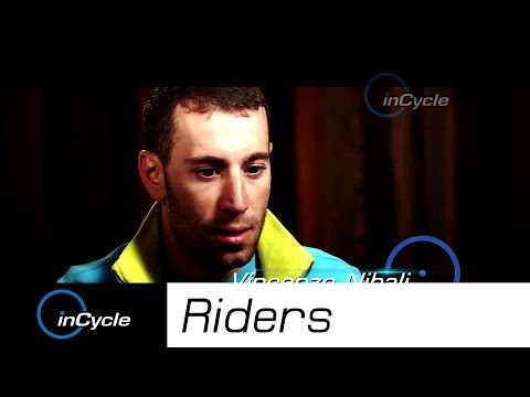 inCycle Riders: Vincenzo Nibali