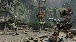 Quake Champions - Debut Gameplay Trailer