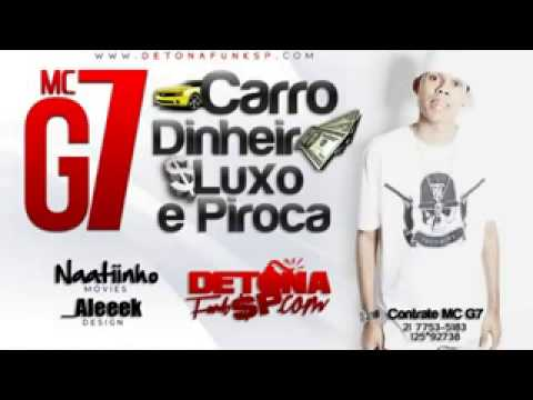 MC G7 AS 4 COISAS THIAGO DJ MPC LANÇAMENTO NOVA 2013