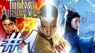 The Last Airbender (Wii) Avatar Game Walkthrough Part 1 [M