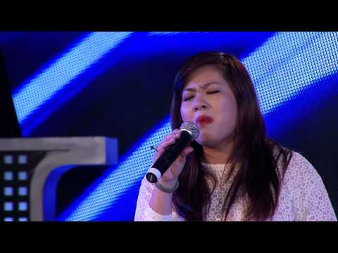 Vietnam Idol 2013 - Mưa Và Nỗi Nhớ - Trần Thị Thùy