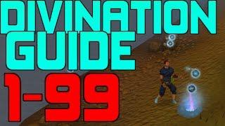 1-99 Divination Guide Runescape 2014 Fast + Money Making