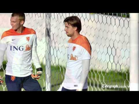 Henry Winter: Holland's Tim Krul vows to continue penalty shootout antics