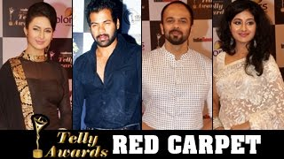 13th Indian Telly Awards 2014 RED CARPET – 23rd