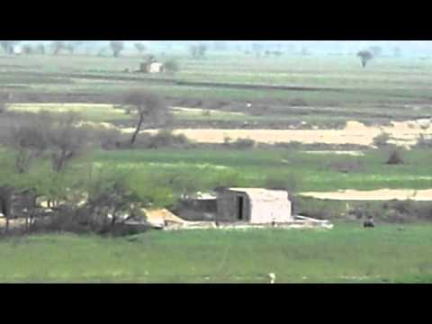Chahra village in Gujrat Pakistan by Muhammad Nazim