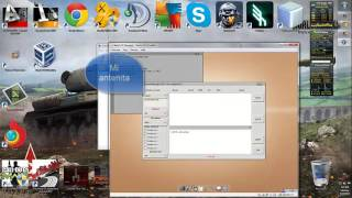 Beini 1.2.5 Con VM Virtual Box (solucionado De Antena No