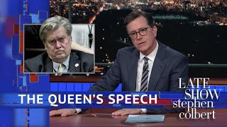 Future Presidents (Oprah) And Past Presidents (Bannon)