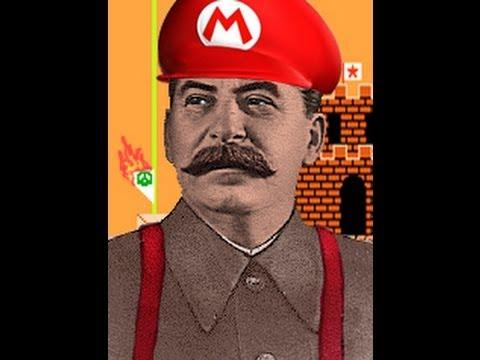The Political Economy of Super Mario World
