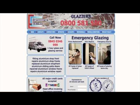 aluminium double glazing In Central London & North South West East