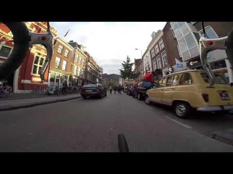 Вака изгледа сообраќаен метеж во Холандија, кога сите одат на работа