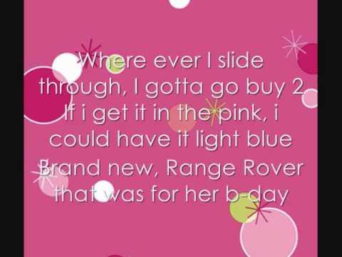 Nicki Manaj : Girlfriend Lyrics