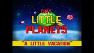 Tiny Little Planets A Little Vacation (Diary Of A Wimpy