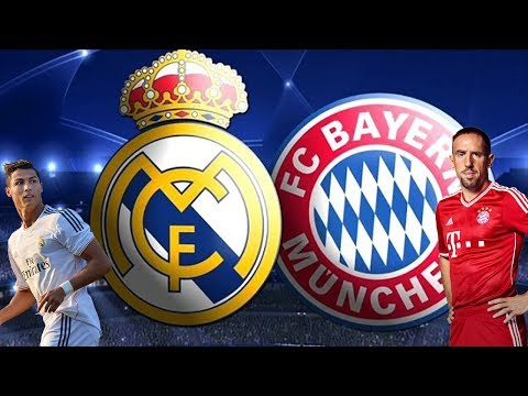 FC Bayern Munich vs. Real Madrid | Promo | Semifinals • 23.04.14