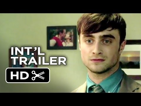 What If Official UK Trailer #1 (2014) - Daniel Radcliffe, Zoe Kazan Movie HD