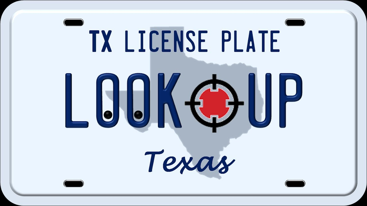 Lookup car by license plate number 13