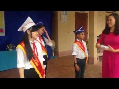 clip demo trường THCS Tư Mại yên Dũng Bắc Giang