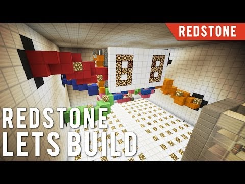 Redstone Lets Build: Evil Science Lab 1