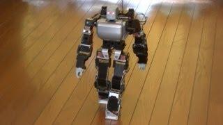Robot ini bisa berjalan layaknya manusia