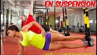 TRX | Vídeo-entrenamiento en suspensión (XI): Saltos