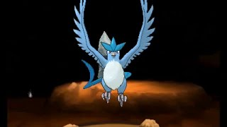 Pokemon X/Y Catching Articuno (battle & Guide)