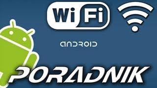 Android 4.0+ Udostępnianie Internetu Mobilnego