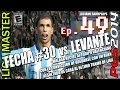 #49 Liga | Master League | Málaga vs. Levante
