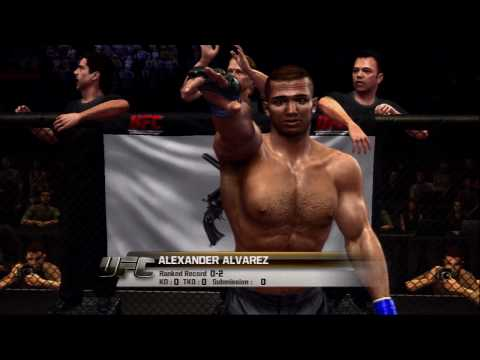 UFC Undisputed 2010 Training camp HD tutorial video game trailer