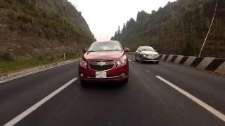 Chevrolet Cruze Turbo 2014 A Prueba