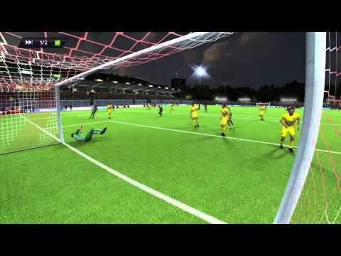 Hình ảnh trong video XBOX ONE - FIFA 14: HOMBRES DE FE | LUZU Y