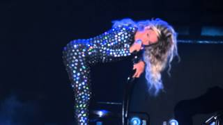 Beyonce - Drunk In Love (Manchester 26.02 , Mrs. Carter Show World Tour 2014 - FRONT ROW) HD