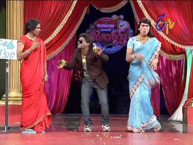 Jabardasth   Racha Ravi Performance on 6th February 2014