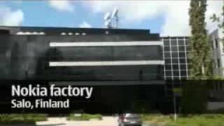 """Ensamblando El Nokia N97 En La Fabrica """"Finlandia"""""""