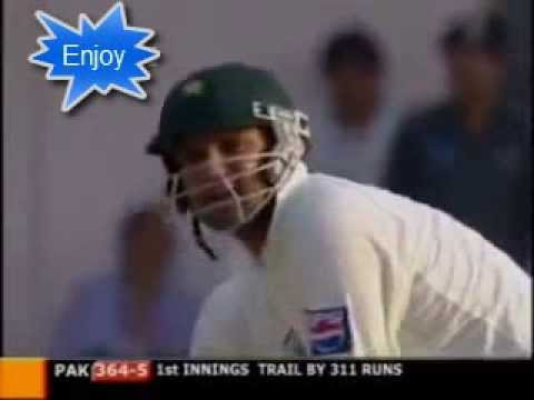 One of  the Greatest Ball in the Cricket History by Sachin Tendulakar