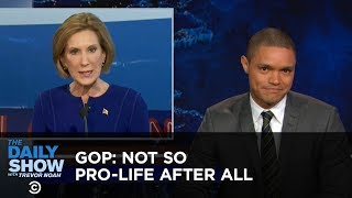 Trevor Noah: Pro-Lifers Not So Pro-Life After All