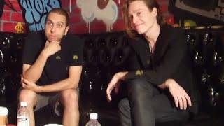 ANTIVIRAL Fantastic Fest Interview  Brandon Cronenberg