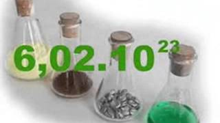 El mol y el número de Avogadro