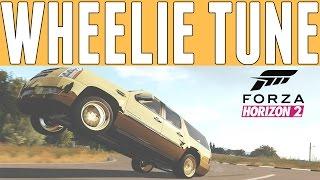 Forza Horizon 2 Wheelie Car Build : How To Make A Wheelie