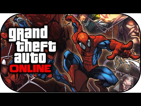 GTA 5 Online Secret Paint Jobs - Spiderman, Joker & Hulk Superhero Paints in GTA 5 Online (GTA 5)