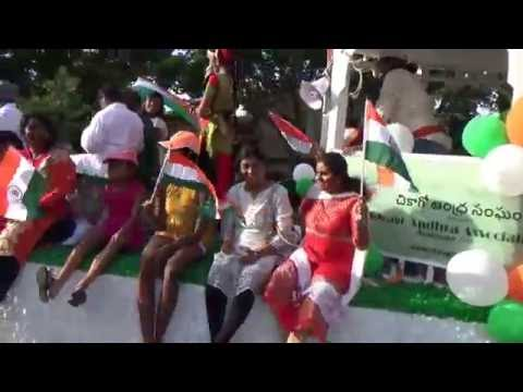 Indian Independence Day Parade Part-4 August 14th 2016