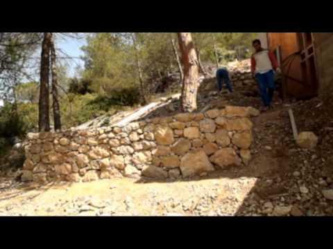 Diario de una Casa - (24)-Escaleras y muros de piedra (ii)
