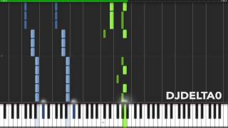 Under Our Spell Piano Transcription By DJDelta0 (7000