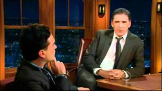 Video: Johnny Galecki - Craig Ferguson (2011)