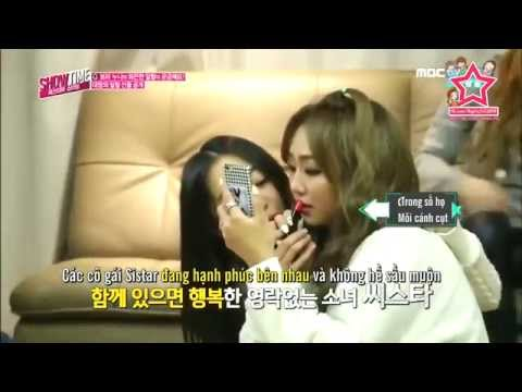 [Vietsub][MSVN] SISTAR Showtime - ep 4 part 4/4