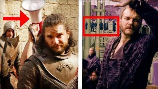 8 Mistakes The Editors Missed in Game of Thrones Season 8