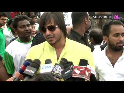 Bollywood Celebs Celebrate World Environment Day | Vivek Oberoi