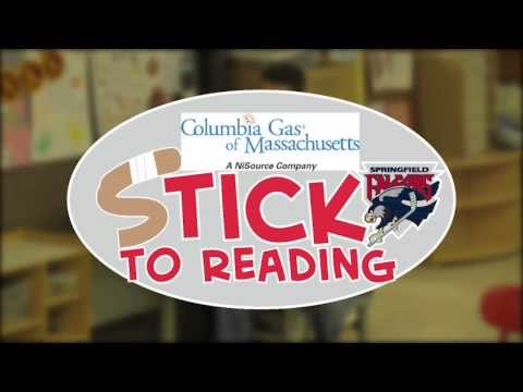 Columbia Gas of Massachusetts Stick to Reading Program