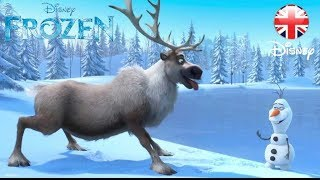 Disney's FROZEN First Look Trailer Official Disney HD