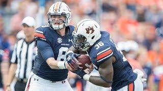 #1 Alabama VS #6 Auburn Highlights 2017 | Iron Bowl